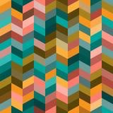 Fond lumineux mozaic abstrait illustration stock
