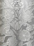 Fond luxueux d'impression floral Photographie stock libre de droits