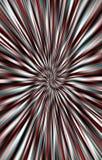 Fond luxueux Spirale brouillée des bandes Photo libre de droits