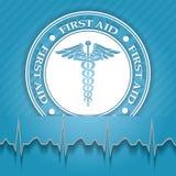 Fond médical. Image libre de droits
