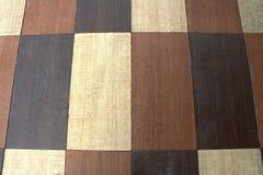 Fond mélangé de texture de carrelage de rectangles, brun et noir images stock
