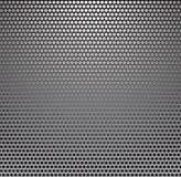 Fond métallique Image stock
