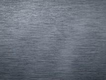 Fond métallique argenté d'éraflures de rendu Images libres de droits