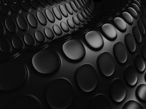 Fond métallique brillant argenté abstrait en aluminium illustration stock