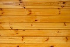 Fond même de bois cru Photo libre de droits