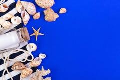 Fond marin photo libre de droits
