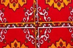 Fond marocain de tapis Images libres de droits