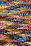 Fond marocain de tapis Images stock