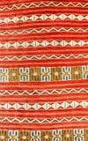 Fond marocain de tapis Photographie stock