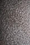 Fond martelé argenté en métal, texture métallique abstraite, feuille image stock