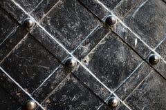 fond matériel abstrait de texture en métal de vintage de texture Photos libres de droits