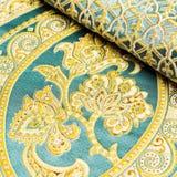 Fond matériel cru de texture de tissu de textile Photographie stock libre de droits