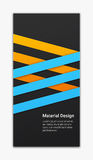 Fond matériel de conception Image stock