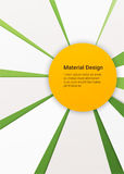 Fond matériel de conception Images stock