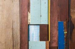 Fond matériel en bois Photos stock