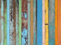 Fond matériel en bois pour le cru Photos libres de droits