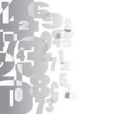 Fond mathématique Images libres de droits