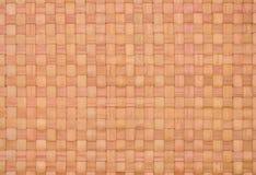 Fond matériel en bambou Images libres de droits