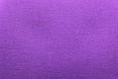Fond mauve de textile Images libres de droits