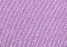 Fond mauve de textile Photographie stock libre de droits