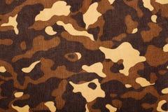 Fond militaire de camouflage de texture Photos stock
