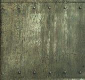 Fond militaire de punk de vapeur en métal image stock