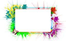 Fond minable de cru avec les configurations chiques Image libre de droits