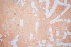 Fond minable rouge-clair de mur images stock