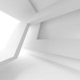 Fond minimal d'architecture Concept moderne d'ingénierie Photos stock