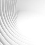 Fond minimal d'architecture Concept moderne d'ingénierie Image stock