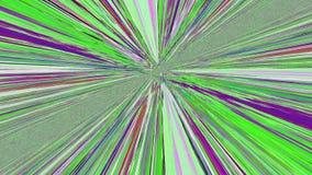 Fond miroitant rêveur de Cyberpunk dynamique multicolore illustration de vecteur