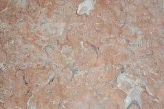 Fond modelé de marbre de texture en marbre modelé et abstrait naturel, rose images stock