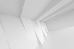 Fond moderne d'architecture Construction de bâtiments abstraite Photos stock