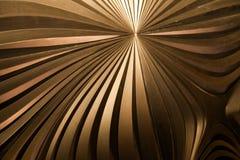 Fond moderne de la structure 3d en métal Photographie stock libre de droits