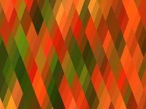 Fond moderne de triangle de hippie Image libre de droits