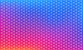 Fond moderne du vecteur 3D d'hexagone Éléments géométriques pour votre conception, fond moderne de technologie numérique illustration stock