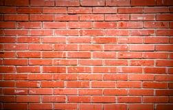 Fond modifié grunge de mur de briques Photographie stock libre de droits