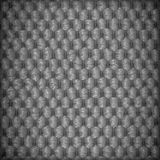 Fond mono foncé de textile de fibre de ton Photographie stock libre de droits