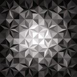 Fond monochromatique de mosaïque Image libre de droits