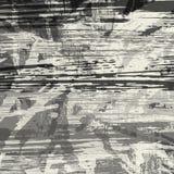 Fond monochrome abstrait de graffiti Photo libre de droits