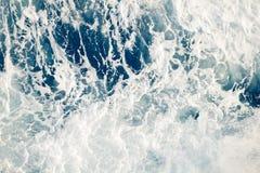 Fond mousseux de l'eau photos libres de droits