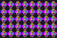 Fond multi de vecteur d'abrégé sur couleur illustration de vecteur