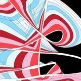 Fond multicolore abstrait illustration libre de droits
