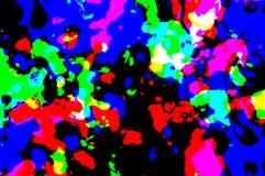 Fond multicolore abstrait, texture, contraste image libre de droits