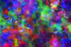Fond multicolore abstrait, texture, obscurité photos stock