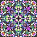 Fond multicolore de kaléidoscope illustration libre de droits