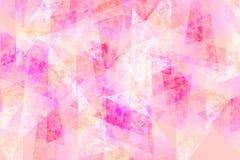 Fond multicolore géométrique de triangle abstraite avec la texture, illustration de vecteur illustration libre de droits