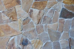 Fond Mur en pierre Photos libres de droits