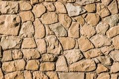 Fond - mur en pierre empilé photo libre de droits