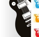 Fond musical Photographie stock libre de droits